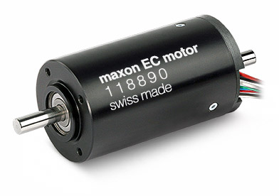 Brushless DC motors with a very long service life