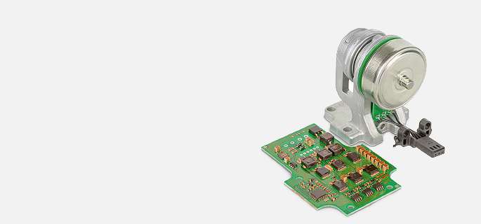 maxon not only develops and produces DC and BLDC motors, gearheads, sensors, and controllers, but is also able to combine these drive components in a housing as a customised mechatronic unit